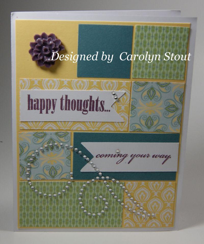 Carolyn Stout