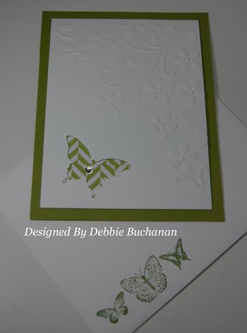 Debbie Buchanan team card
