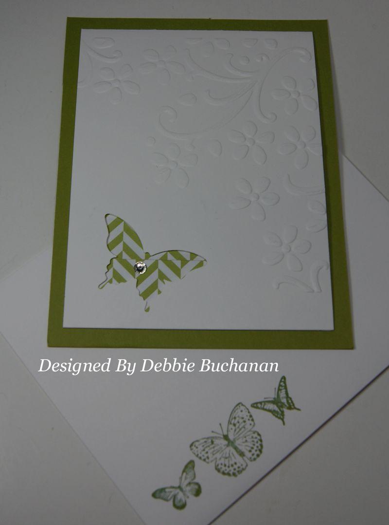 Debbie Buchanan team card