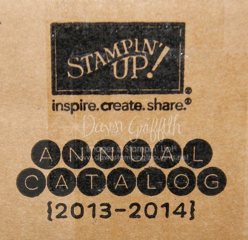 Annual catalog box