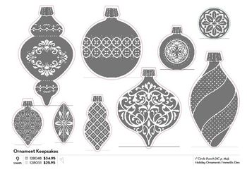 Ornament Keepsakes and Framelits