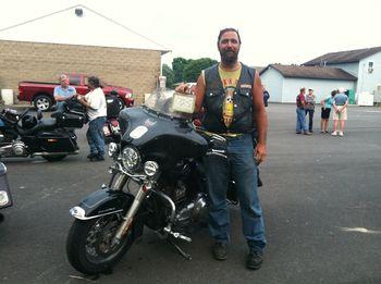 Rider # 725