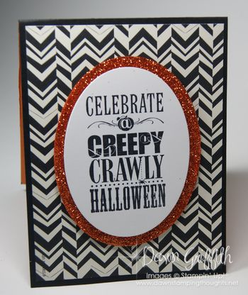 Halloween card #1