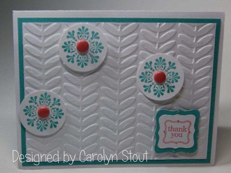 Carolyn Stout #3