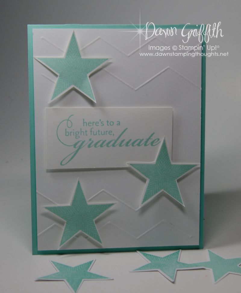 Star Graduate card