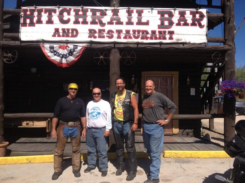 Hitchrail bar and Resturant SD