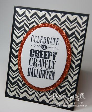 Halloween card #2