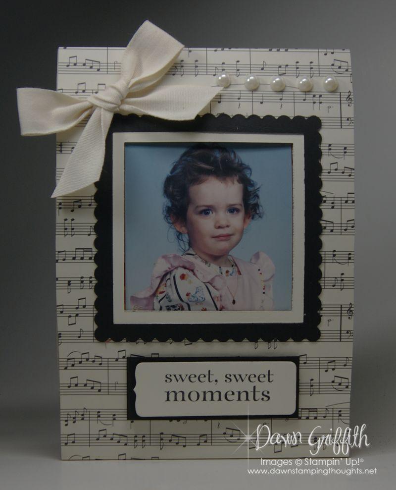 Sweet Sweet Moments Photo frame
