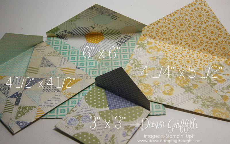 Envelopes #1