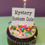 Mystery Hostess Code Cupcake
