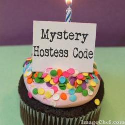 Mystery Hostess Code Cupcake