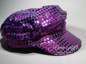 Advisory Board Favorite Things 1 of 3  Purple hat