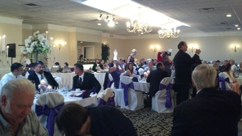 Grace & Aaron's Wedding Reception