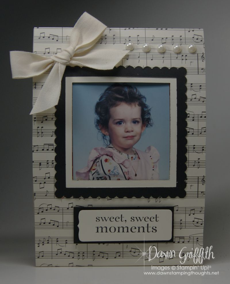 Sweet Sweet Moments Photo frame