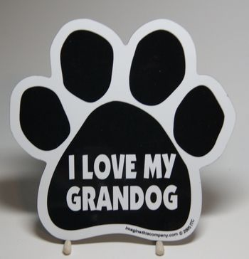 I love my Granddog from Jessie and Pat