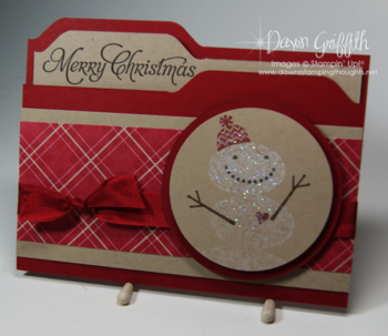 Cherry Cobbler  file folder card front #2