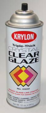 Clear Spray Sealer