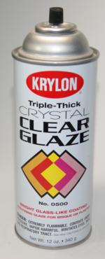 Clear Spray Sealer