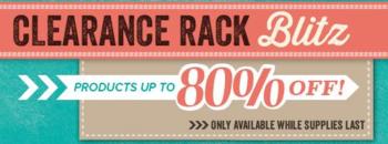 Clearance Rack Blitz