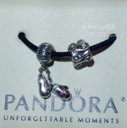 Pandora Charms for my Birthday  from Hubby