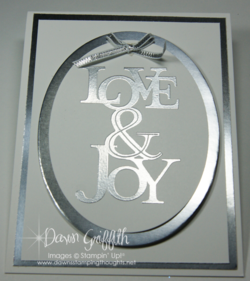 Love & Joy upclose