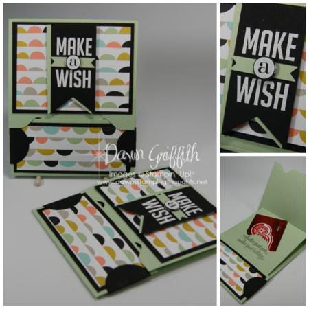 Make a Wish Gift Card holder