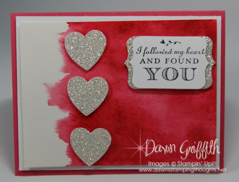 Salt Background Valentine