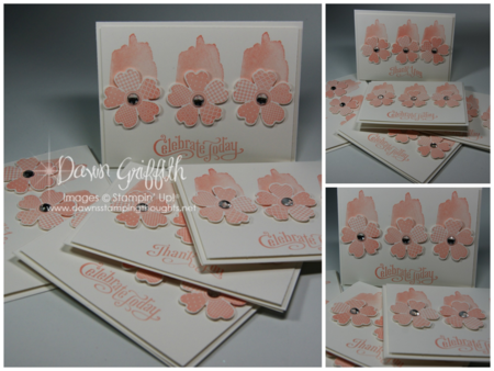 Lauras Hostess cards