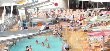 Ship~ Pool #1 upclose