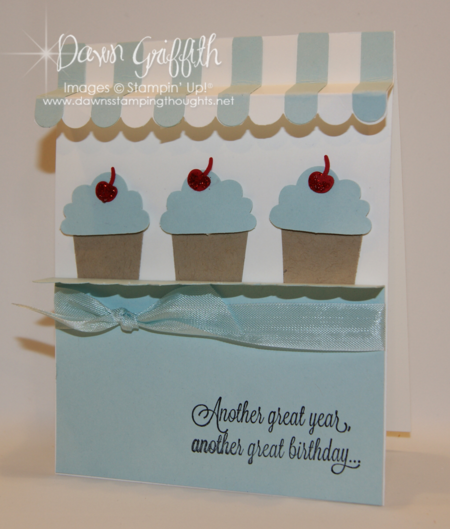 Awning bakery card