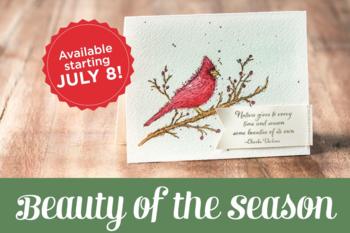 Beauty of the Season sneak peek set