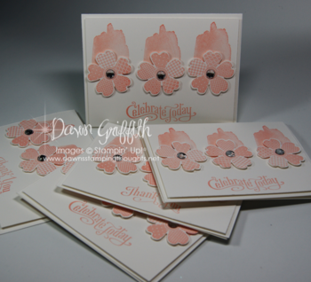Lauras hostess cards #1
