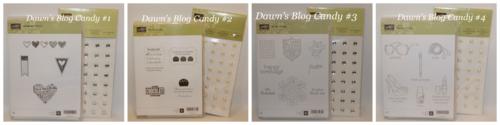 Dawn's Blog Candy 1-4