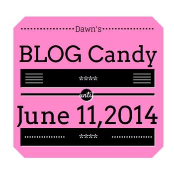 Dawn's Blog candy
