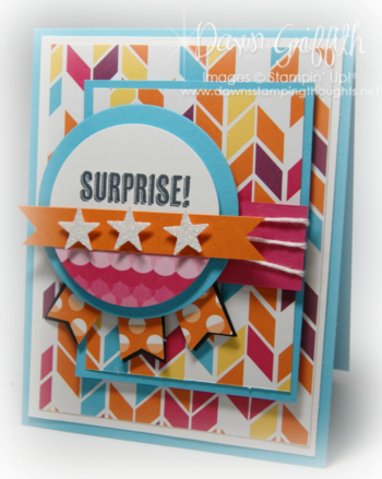 Surprise Birthday card