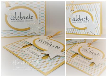 Hello Celebrate cards #2