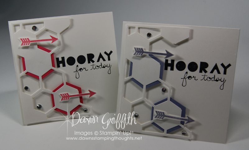 Hooray for you 4x4 cards