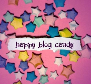 Happy Blog Candy