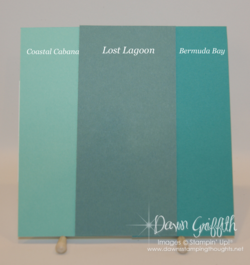 Lost Lagoon Color Comparisons