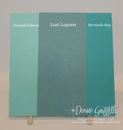 Lost Lagoon Color Comparisons
