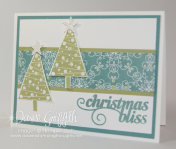 Christmas Bliss  card