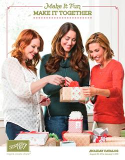 Holiday 2014 catalog