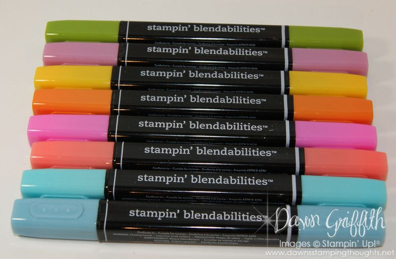 Stampin Blendabilities