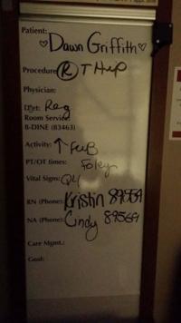 Hospital board