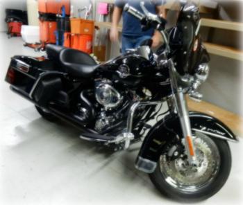 Cleaned Harley #2