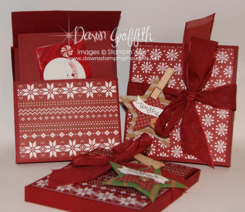 Gift card candy box #2