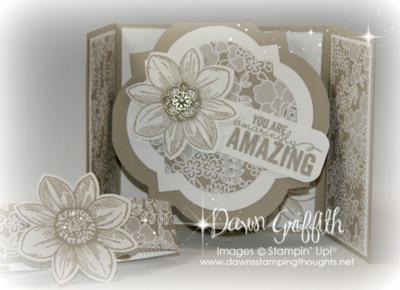 Amazing flap card #1