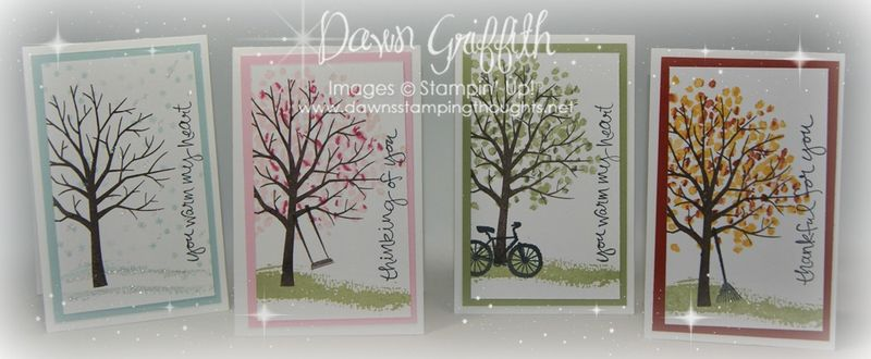 Sheltering Tree February 2015 Thank you notes #1