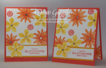 Happy Blooming birthdays cards video#2