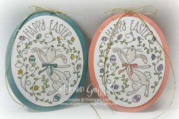 Easter Basket Tags #1